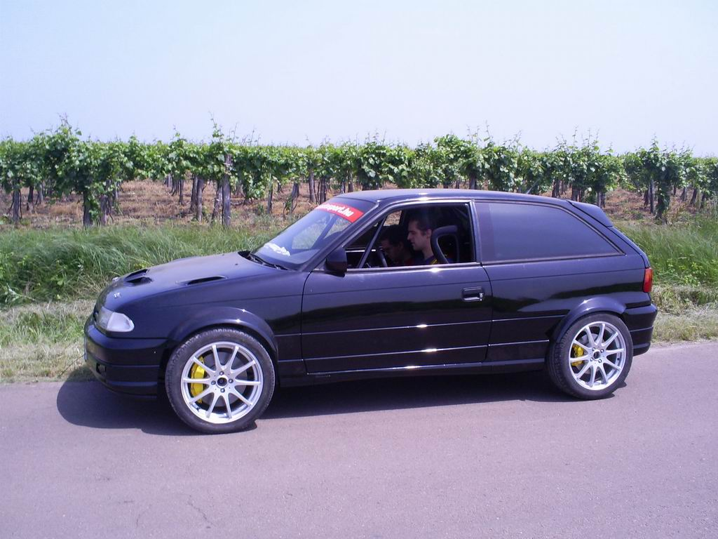 Nice mk3 turbo from Hungary